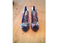 Iron Fist Shoes - Oh No design, UK 6, worn once