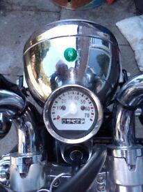 Monkeybike (with brand new yx125 engine)