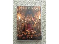 """Caamora """"She"""" DVD"""