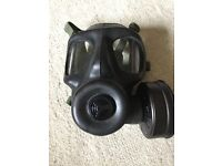 Uk military gas mask