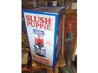 Slush puppie machine used twice