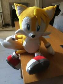 "Sonic the hedgehog ""tails"""