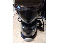 Tesco Permanent Filter Coffee Machine PCM-12