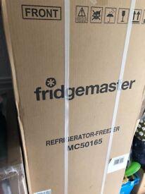 FRIDGE-FREEZER, BRAND NEW IN BOX