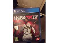 NBA 2K17 - perfect condition