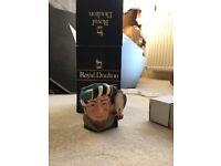 Royal Doulton The Falconer Toby Jug - In box