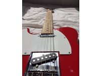 LEFT HANDED TELECASTER COPY, CLASSIC ELECTRIC GUITAR