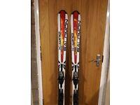 Salomon X Wing Fury Skis 177cm + Salomon Z12 Ti Bindings