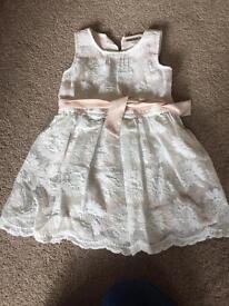 Child's Next Dress aged 7.