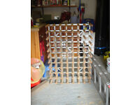 Wine rack (70 bottle)