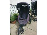 Quinny Freestyle Jogging Pushchair