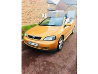 Vauxhall Astra Convertible, 2003, 5 Months Mot, 70,000 Miles, Excellent Condition...