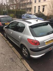 Peugeot 1.6 for sale only £550