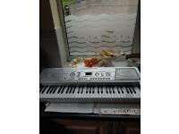 Acoustic Solutions MK-928 Electronic Keyboard 71 keys