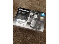 Panasonic 2 handsets