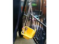 Baby/kids garden swing , very good condition