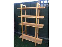 Habitat Solid Pine Shelves