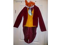 Smiffy's Fantastic Mr Fox aged 10-12 years