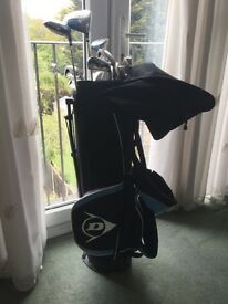 Golf clubs used once paid £100