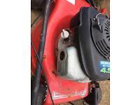 Honda mower engine