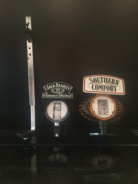 Brand New Jack Daniels and Southern Comfort Drinks Optics for sale  Cheadle, Manchester