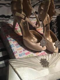 Women's shoes & bag
