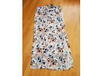Next maxi skirt NWT 10