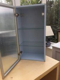 Good condition bathroom cabinet.