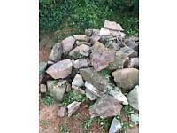 Large rocks -FREE