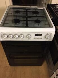 Hotpoint 60cm gas cooker