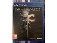 Dishonored 2 Ps4 Sealed