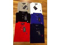 Ralph Lauren Polo T shirt - WHOLESALE ONLY - Lacoste Stone Island Superdry etc