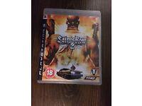 PS3 Saints Row 2 Game