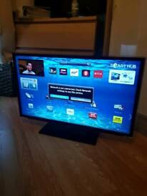 Samsung smart HD tv