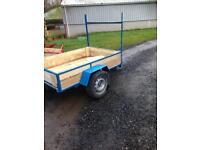 6x4 trailer £290