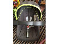 Car seat mamas & papas