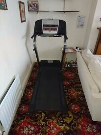Horizon 381T Folding Treadmill