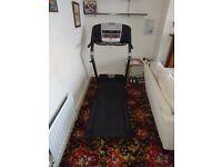 Horizon 381T Folding Treadmill