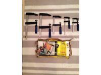 F-Clamp set
