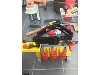 Kids Diy tool workshop