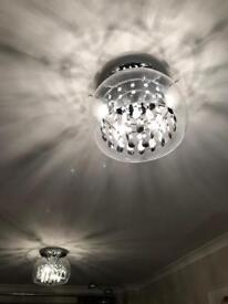 Ceiling Light - 2 to sell at £70 each