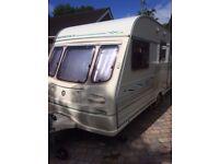 Avondale Dart 1998 4 berth caravan