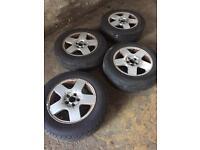 Mk4 golf alloy wheels