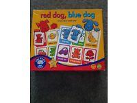 Red Dog, Blue Dog Lotto