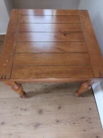 Barker and Stonehouse table