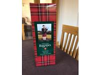 Junior Playable Bagpipes - As New