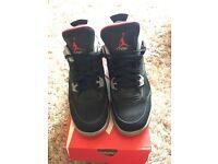 Women's size 4.5 Nike air Jordan's