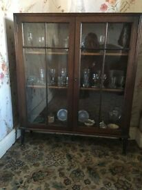 CHINA OR GLASS CABINET