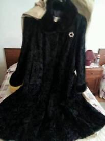 European mink coat