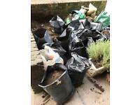 Free Soil x 20 large rubble bags
